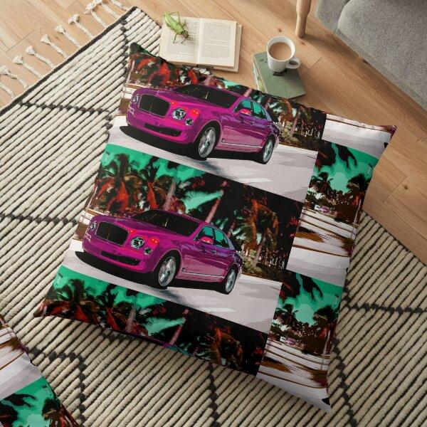 Bentley Mulsanne Floor Pillow