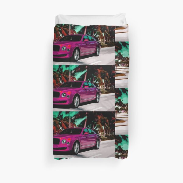 Bentley Mulsanne Duvet Cover