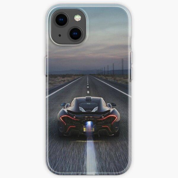 McLaren  iPhone Soft Case