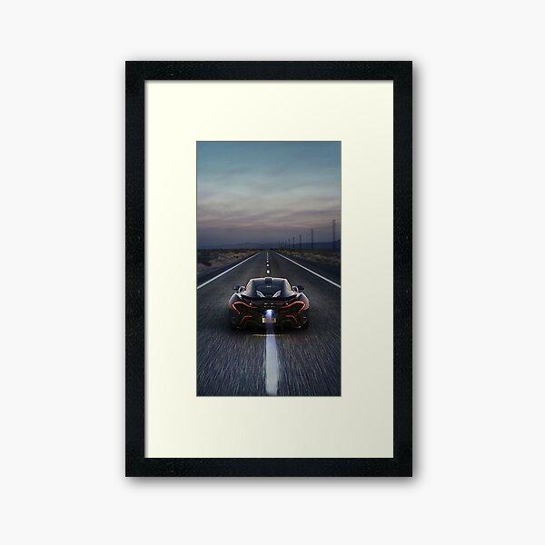 McLaren  Framed Art Print