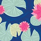 Lily Pads by MariMansfield