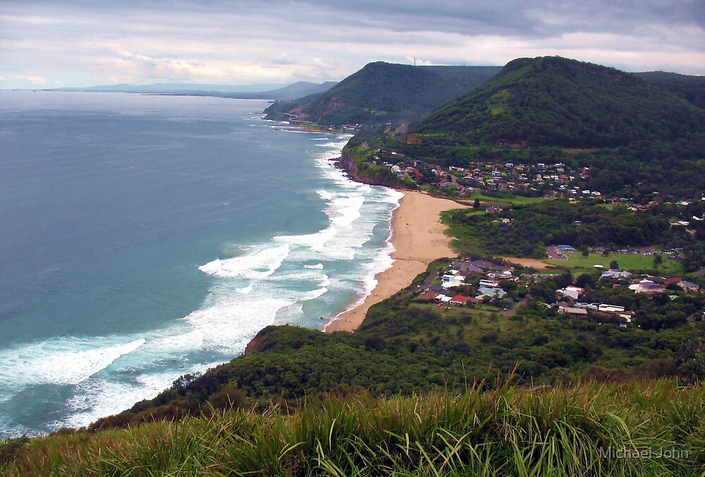 Stanwell Tops by Michael John