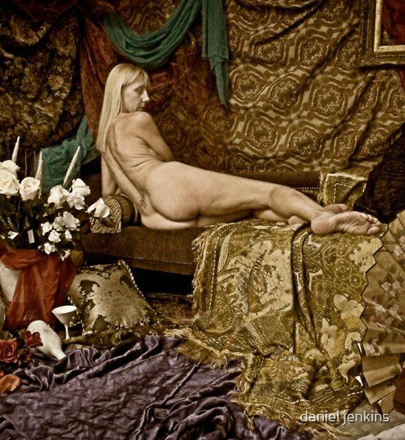 the glance by daniel jenkins