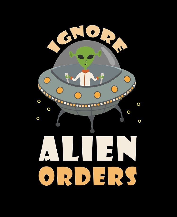 Sci-Fi Nerd Decal Sticker Vinyl Decals Science Fiction Lover Gift UFO