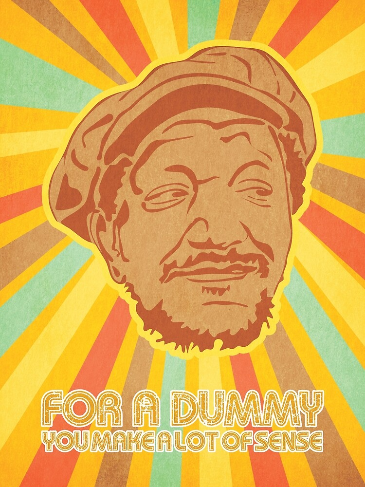 You Big Dummy by Richard Rabassa