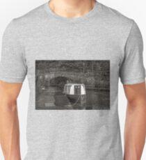 Bridge 43 B&W Unisex T-Shirt