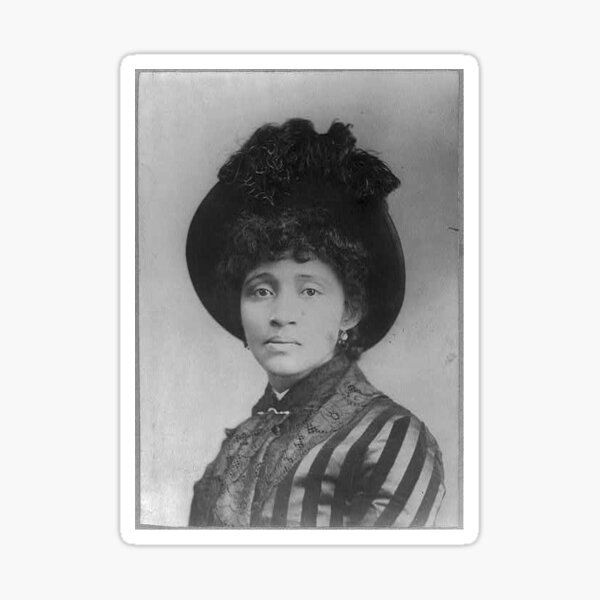 Lucy parsons Pegatina