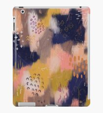 Vernal Abstract  iPad Case/Skin