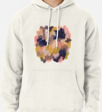 Vernal Abstract  Pullover Hoodie