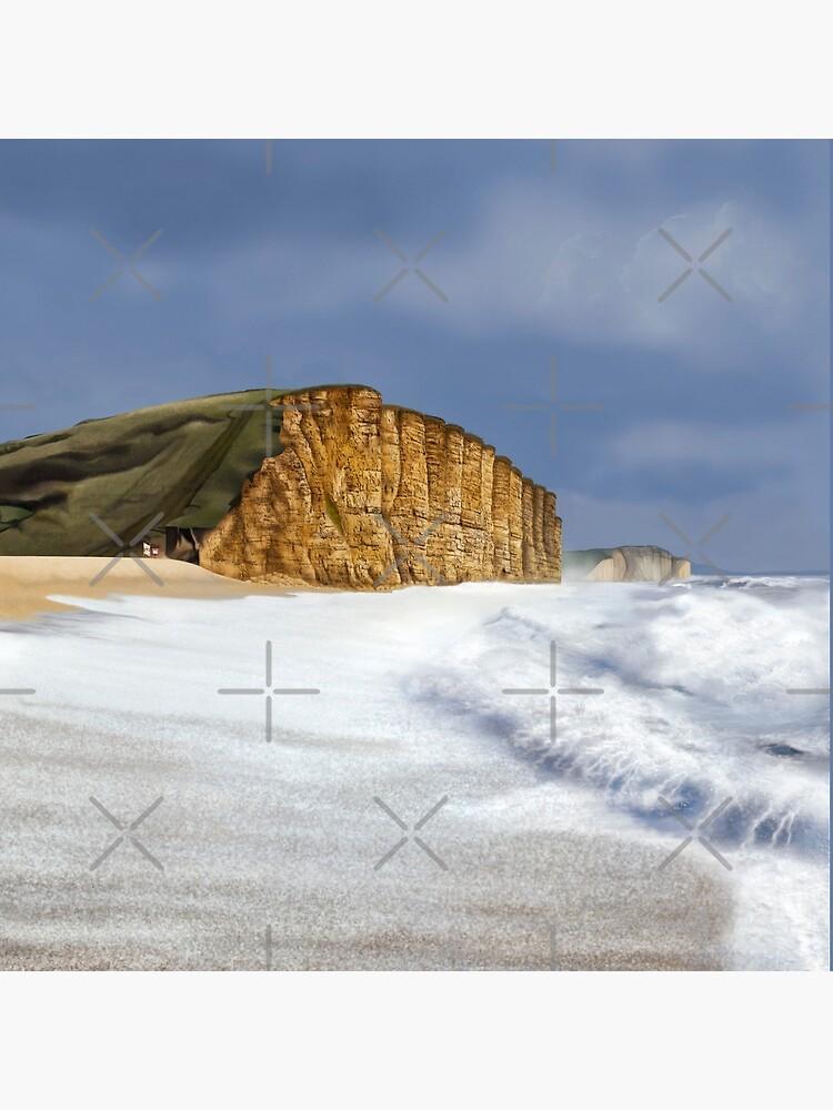 West Bay, Dorset by ifourdezign