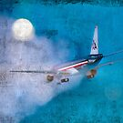 Leavin' On A Jet Plane by Rebecca Cozart