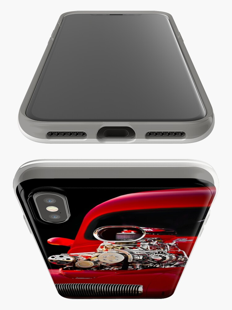 Alternate view of 1941 Willys 'Blown' Coupe iPhone Case & Cover