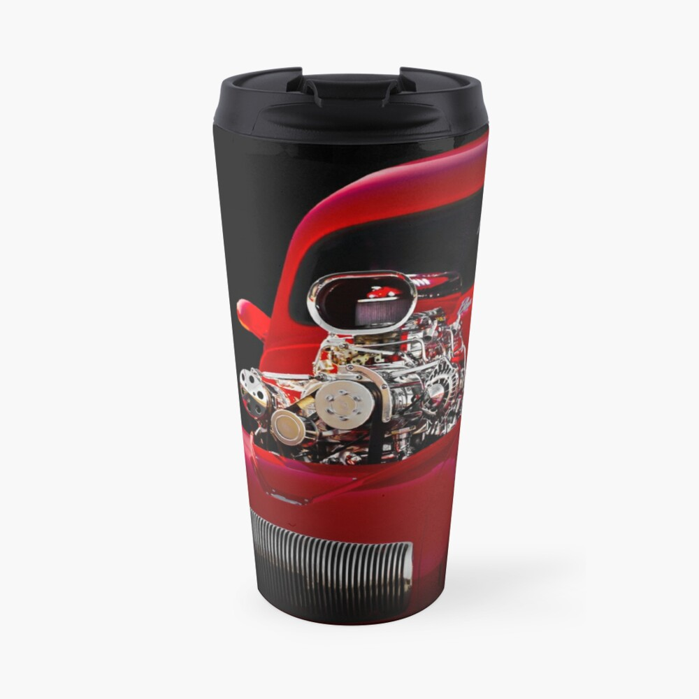 1941 Willys 'Blown' Coupe Travel Mug