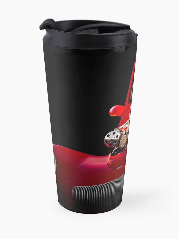 Alternate view of 1941 Willys 'Blown' Coupe Travel Mug