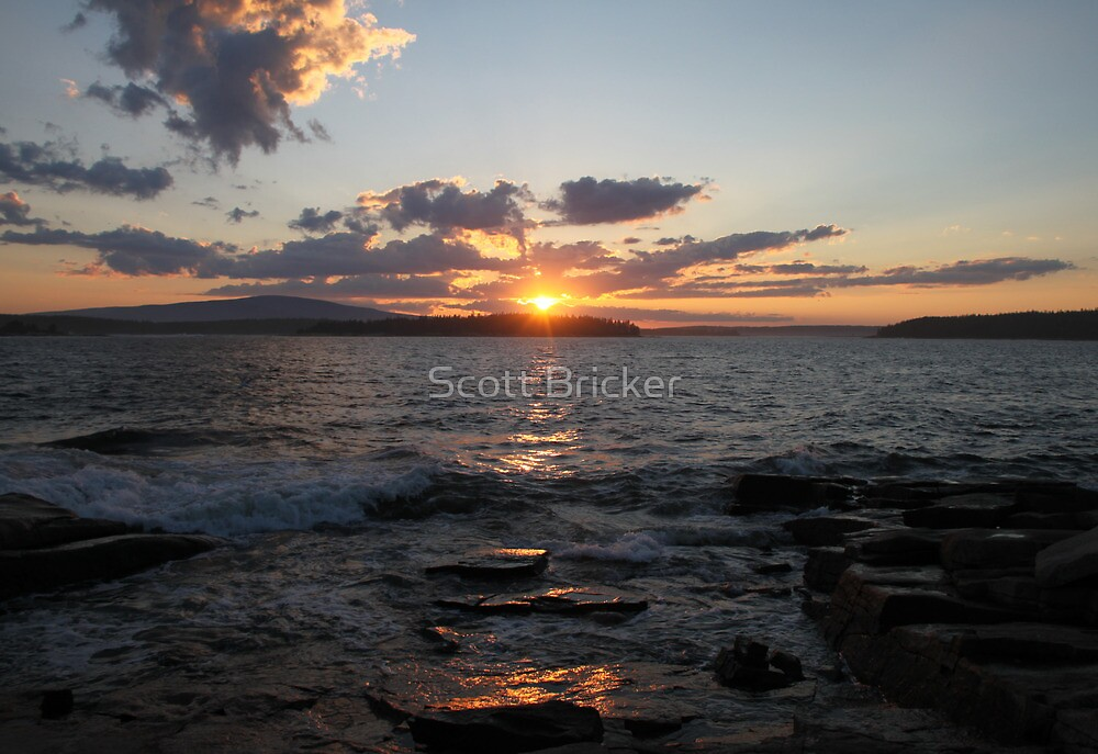 'Sunset After the Storm 2' by Scott Bricker