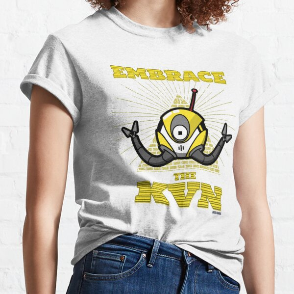 Final Space - Embrace the Kvn Classic T-Shirt