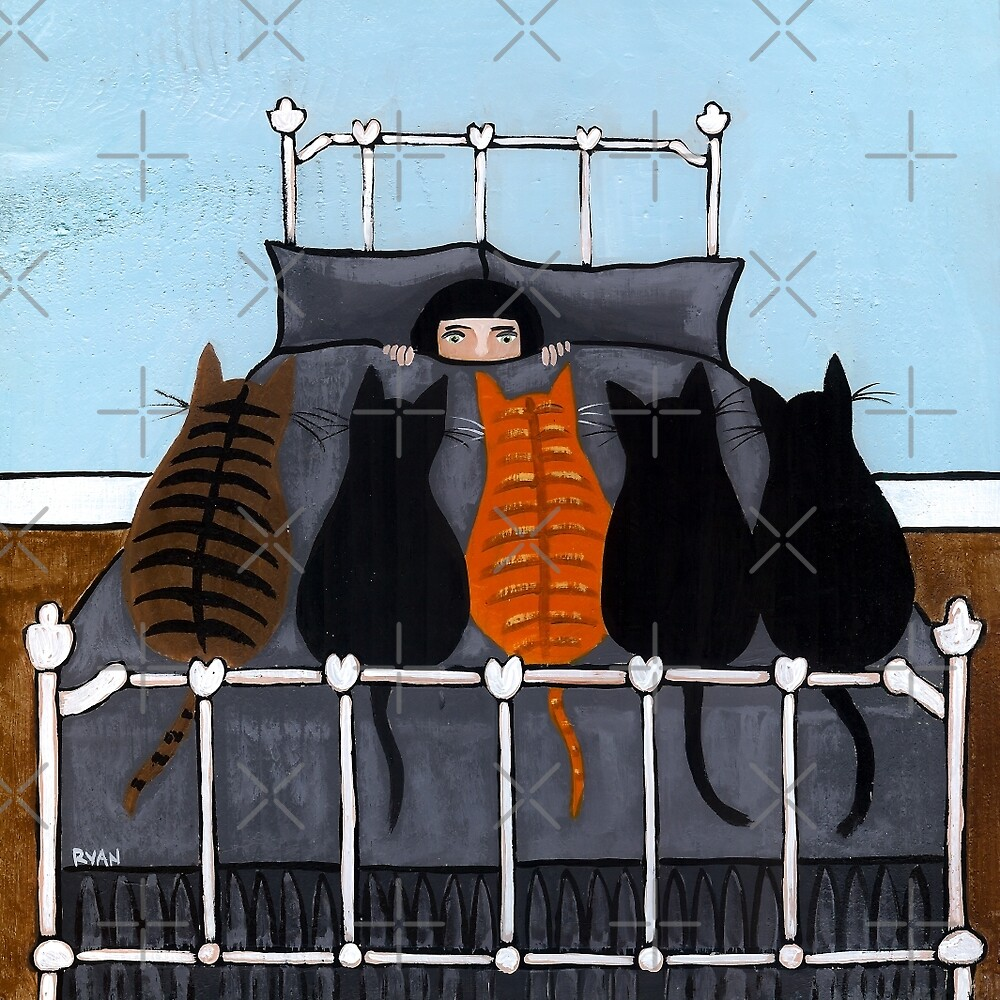 The Cat Alarm by Ryan Conners