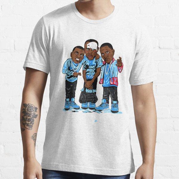 Todo el mundo come pagado en Jack Cactus completo Camiseta esencial