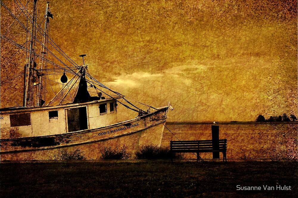 Living in the past by Susanne Van Hulst