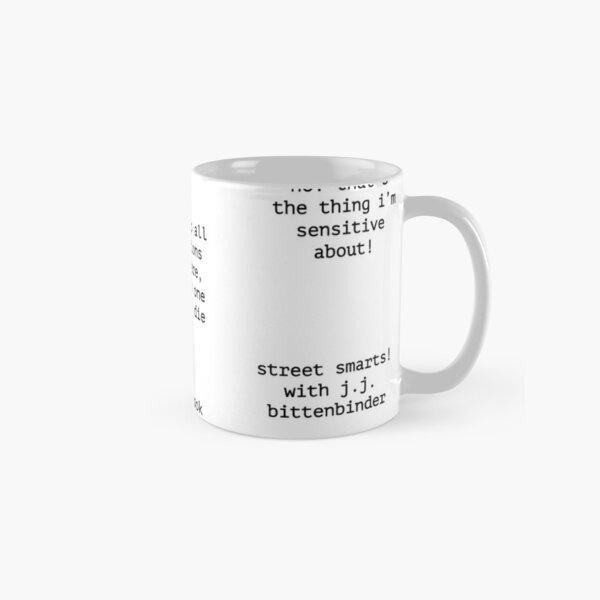 John Mulaney Quotes Classic Mug