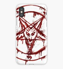 Pentagram iPhone Case