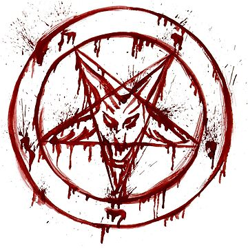Pentagram by blasphemyth