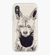 Huggable Hyena iPhone Case