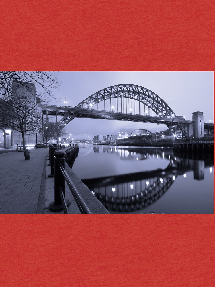 The Tyne Bridge, Newcastle by robcole