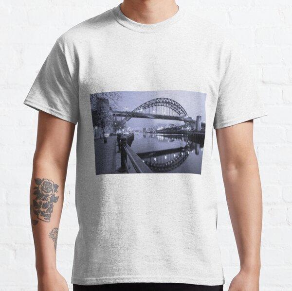 The Tyne Bridge, Newcastle Classic T-Shirt