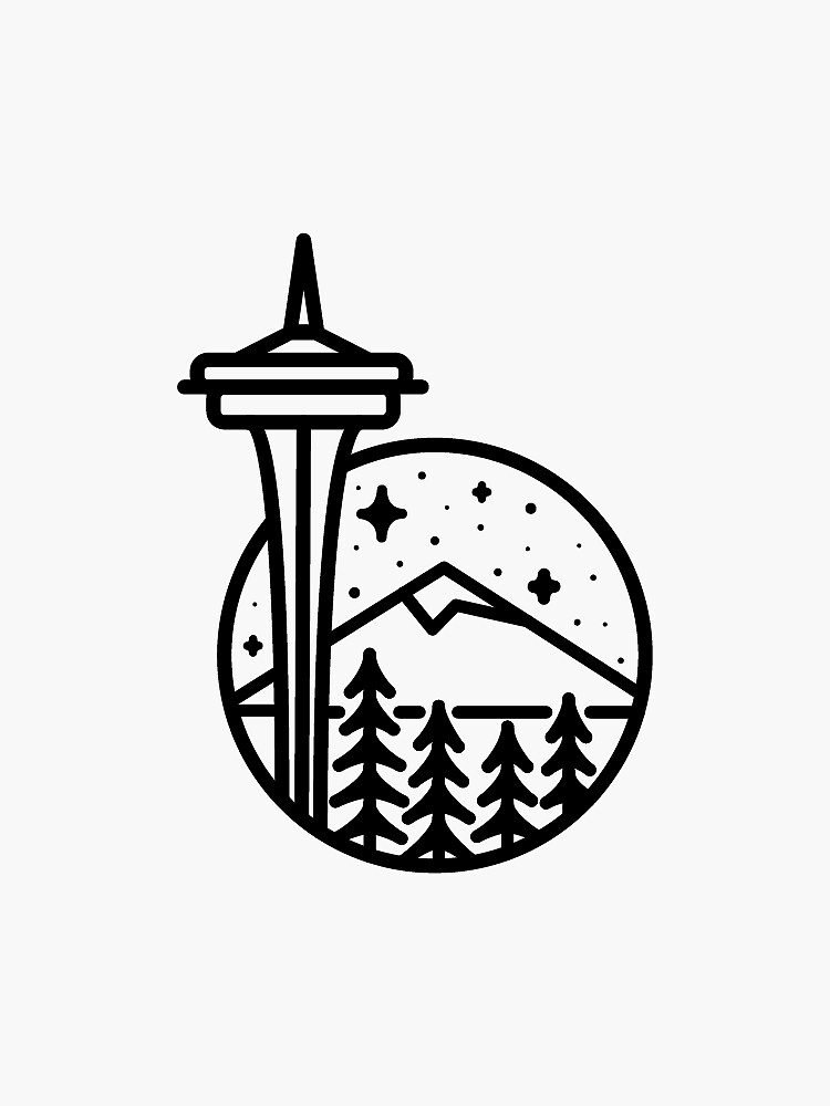 Seattle by ccsmoon