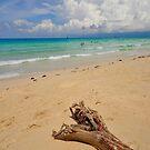 White Beach by Denis Molodkin