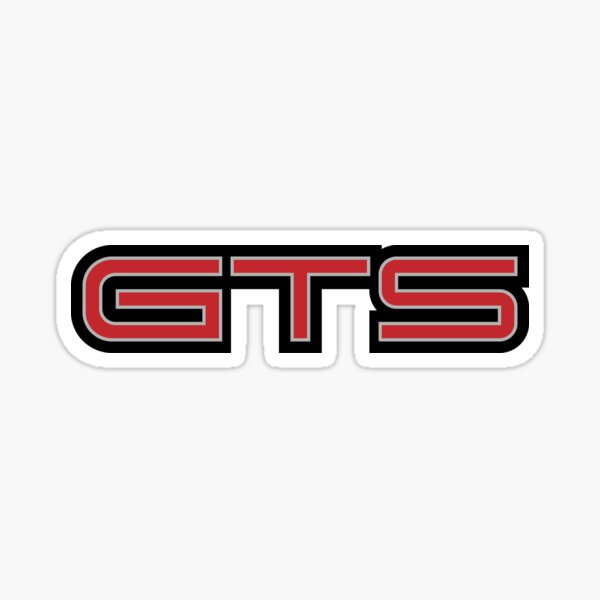 Old School Monaro GTS Sticker