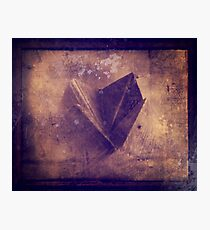 origami chatterbox Photographic Print
