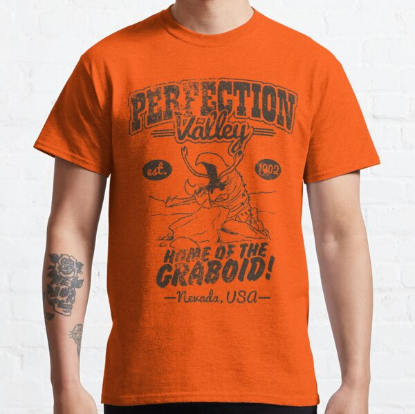 Tremors in Perfection Valley Classic T-Shirt