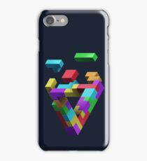 Penrose Tetris iPhone Case/Skin
