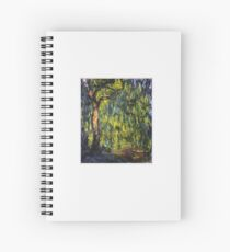 Weeping Willow Spiral Notebook