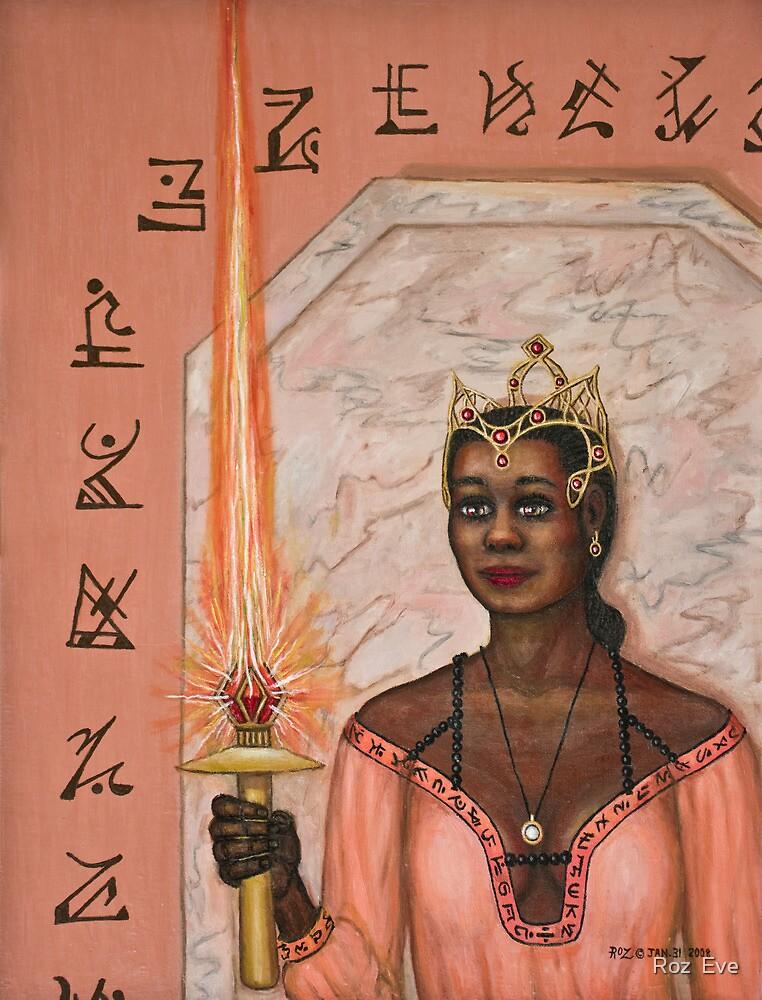 Queen  of Swords by Roz  Eve