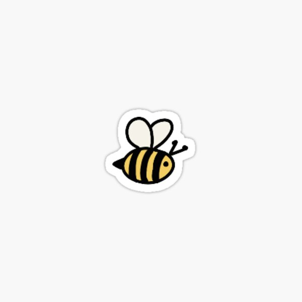 Cute Bumblebee Sticker