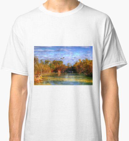 Autumn on the Boardwalk Classic T-Shirt