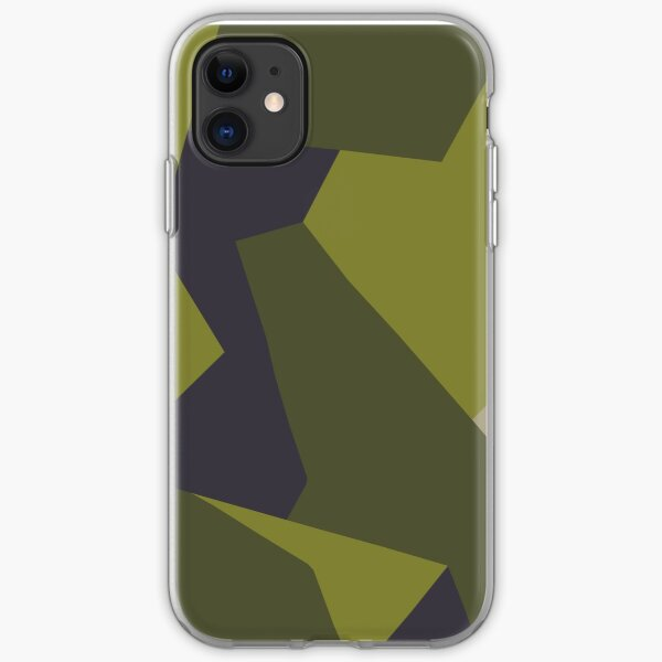 M90 Camo Muster iPhone Flexible Hülle