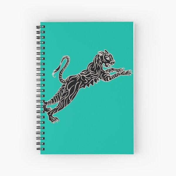 Tiger Mama Black&White Spiral Notebook