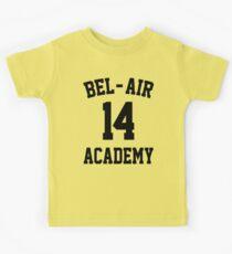 BEL-AIR ACADEMY [14] Kids T-Shirt