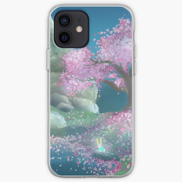 Satori Mountain iPhone Soft Case