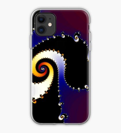 Eccentric II iPhone Case