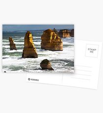 12 Apostles - Great Ocean Rd Victoria Postcards