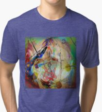 Music Girl Tri-blend T-Shirt
