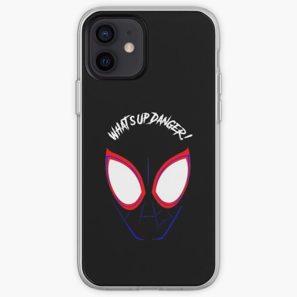 What's Up Danger! iPhone Soft Case
