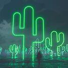 Neon Desert by Devansh Atray