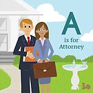 L is for Law A is for Attorney by vgoodman