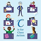 L is for Law C is for Class Action by vgoodman